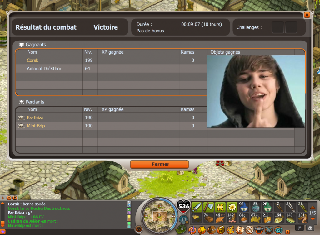 comment devenir pgm dofus