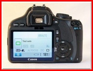 Avis utilisateur Canon EOS 550D
