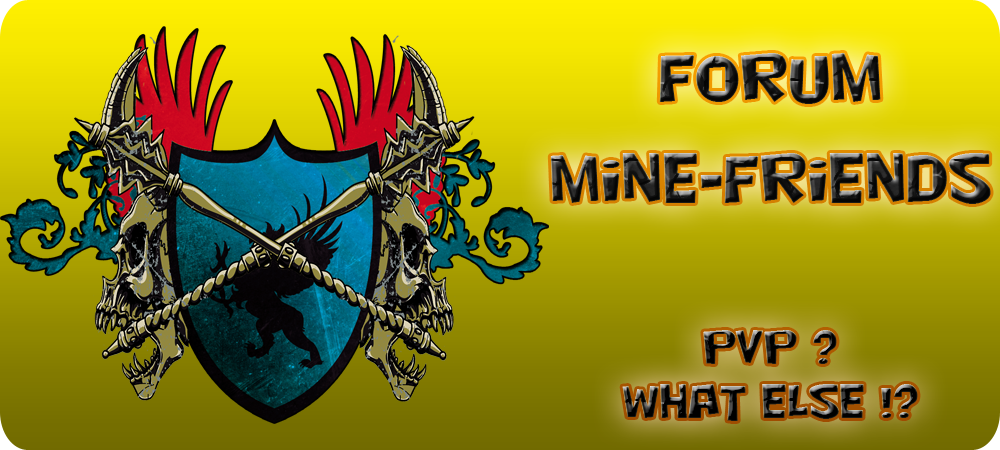 mine-arena Index du Forum