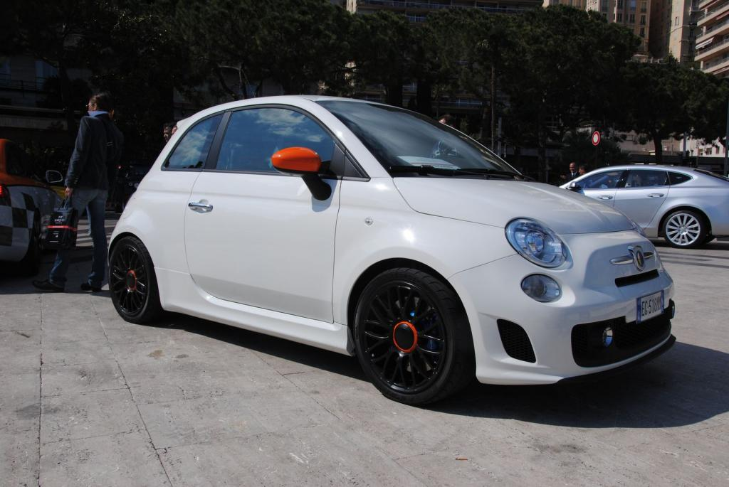 2011 aznom fiat 500 motore centrale r230 dark cars wallpapers. Black Bedroom Furniture Sets. Home Design Ideas