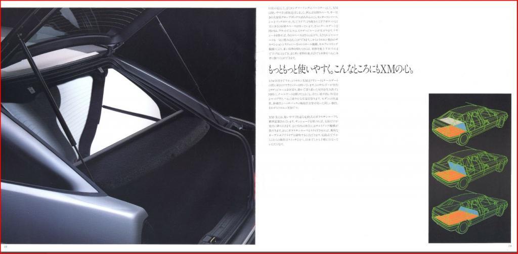Ctalogue Japonnais de la Citroën XM (N°1) Xm-j11-2bc52bc