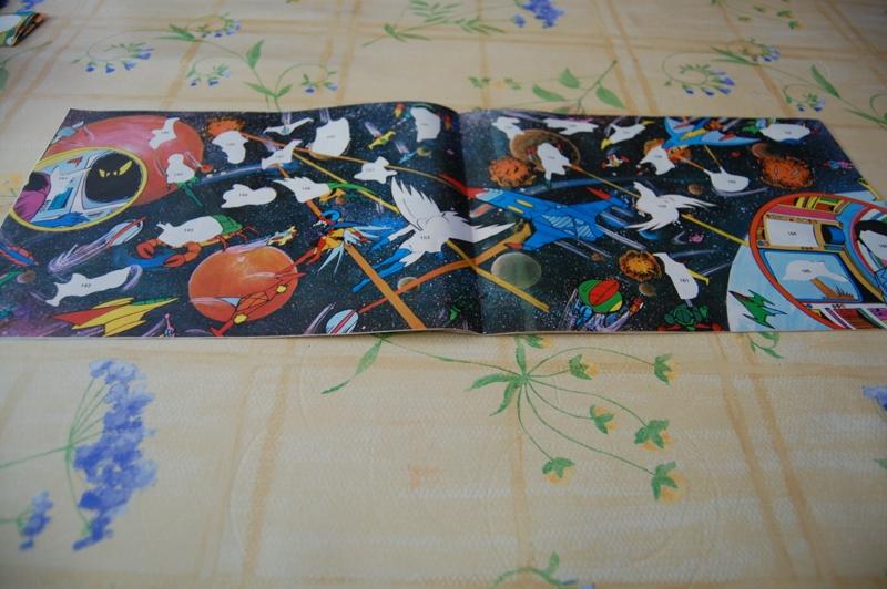 La BATAILLE DES PLANETES / GATCHAMAN... - Page 2 Gatchaman-benjami...800x600--2e3ce34