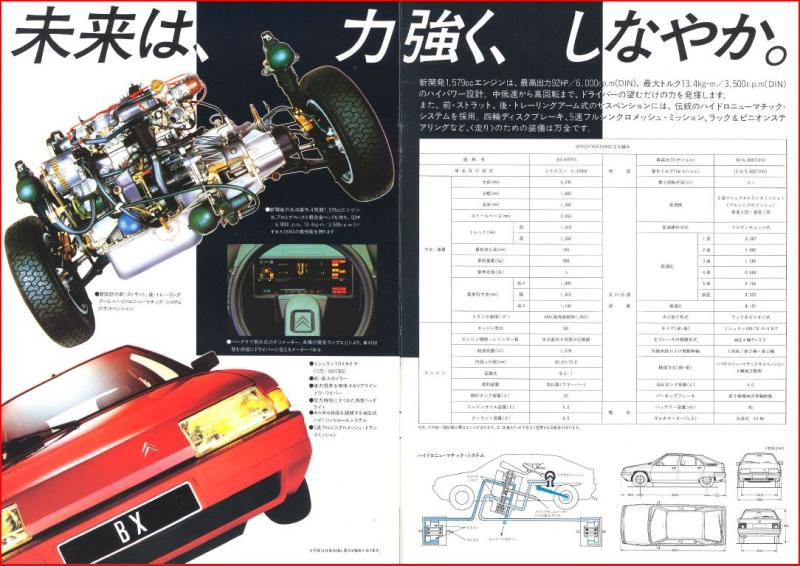 Brochure Japonnaise de la BX (1) Bx4-2bce1ac