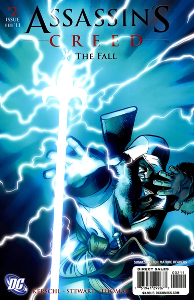 L'Histoire d'Assassin's Creed:The Fall. Assassin-s-creed-...00-cover-2d0554e