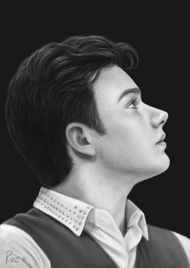 Chris Drawings & paintings Fanarts Tumblr_lmri9tbc8a1qd17s0-31f592b