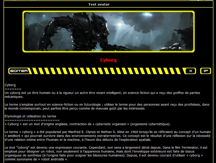 Template viewtopic_body [avatar au dessus du message] 012-2ed148e