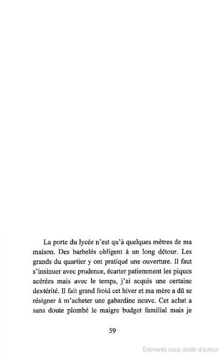 Algérie une mémoire à vif, ou Le caméléon albinos Senouci3-2f15465